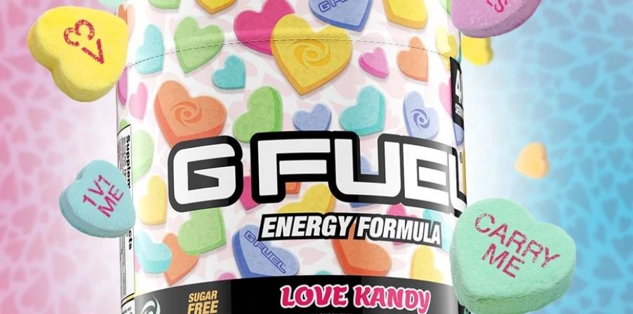 energidryck för gamers